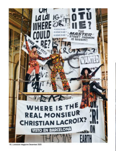 WHERE IS MONSIEUR CHRISTIAN LACROIX